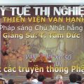 so-luoc-cac-truyen-thong-phat-giao